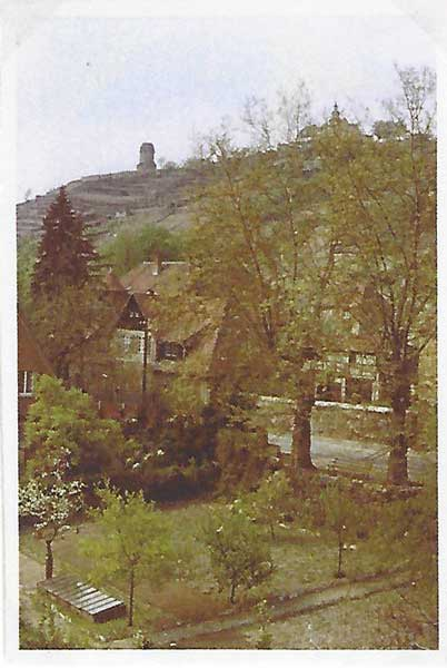 Platanenplatz Radebeul