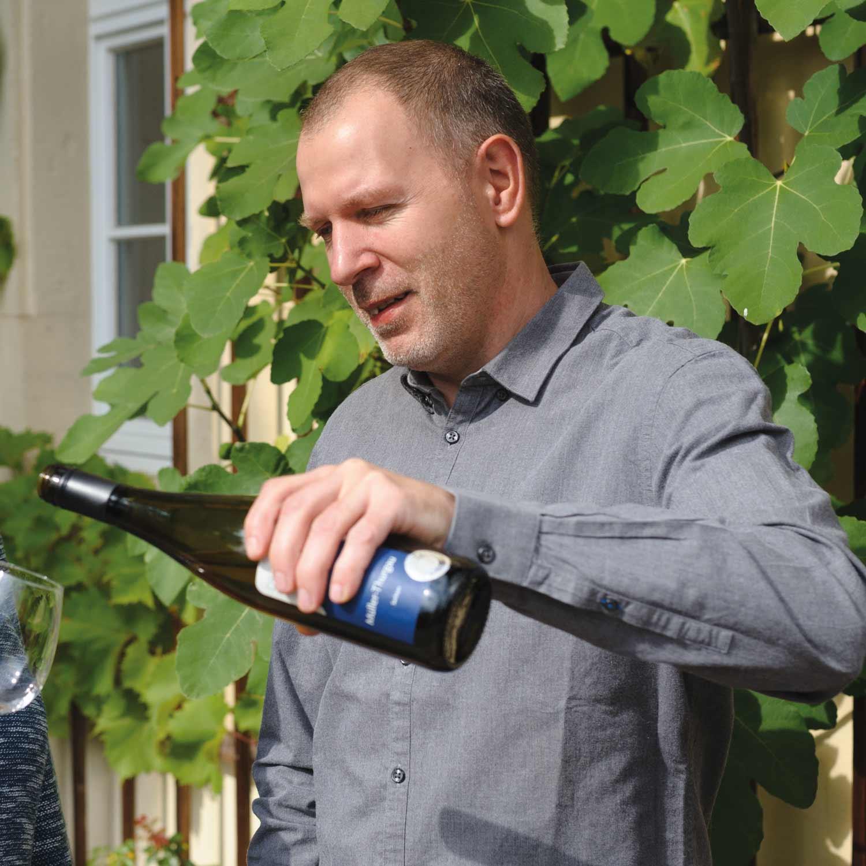 Dirk Brauer Restaurantleiter