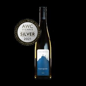 DREI HERREN Gruburgunder Weißwein 2019, trocken